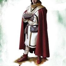 Medieval Fantasy Clothing Cleric  for Larp or Other Medieval Festivities  Photo