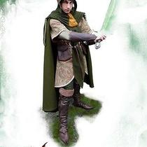 Medieval Fantasy Clothing Elf (Scout)  for Larp or Other Medieval Festivities  Photo