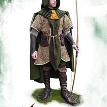 Medieval Fantasy Clothing Ranger (Elf)  for Larp or Other Medieval Festivities  Photo