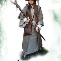 Medieval Fantasy Clothing Wizard  for Larp or Other Medieval Festivities  Photo