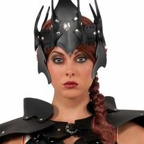 Medieval Fantasy Warrior Headpiece Game of Thrones Vikings Cosplay Fnt Photo