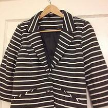 Medium Express Striped Blazer Photo