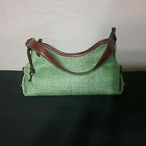 Medium Green Fossil Purse With Key Photo