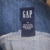 Medium Wash Denim Jean Jacket Xs Gap Photo