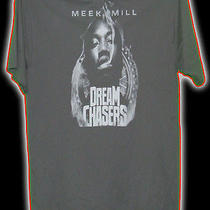 Meek Mill  Dream Chaser Hip Hop/rap T-Shirts Photo