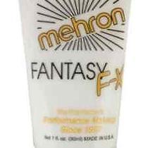 Mehron Fantasy Fx 1 Oz Face Painting Makeup - Moonlight White Photo