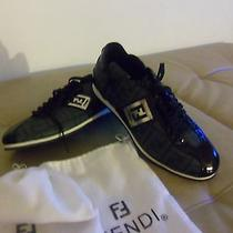 Men Fendi Sneakers Photo