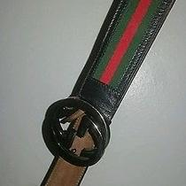 Men Gucci Belt Photo