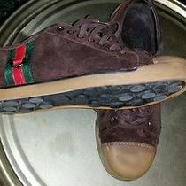 Men Gucci Sneakers Photo