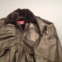 Men Hudson Leather Jacket Photo