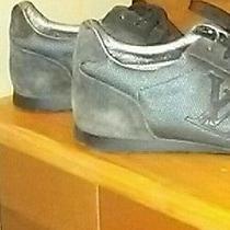 Men Louis Vuitton Sneakers Photo