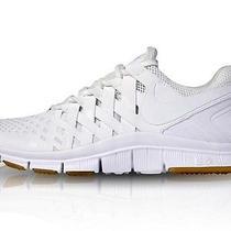 Men Nike Free Trainer 5.0 Watt 624726-1 Whiteout W/gum Sole J.j. Megawatt Sz 13 Photo