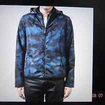 Men Rare Runway Men Valentino Reversible Jacket Photo