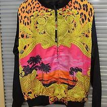 Men's 2xl Hudson Chettah & Sunset Graphic Jacket  Nwt Retail 150 Photo