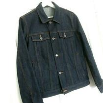 Men's a.p.c. Classic Stretch Denim Jacket. 40-42