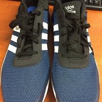 Men's Adidas Neo Cloudfoam Race Sneaker Athletic Sport Shoes  Photo