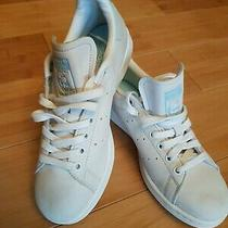 Men's Adidas Stan Smith Tennis Shoes Size 7 Photo