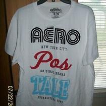 Men's Aeropostale' 1987 Ss Graphic T - Shirt  Xl Photo