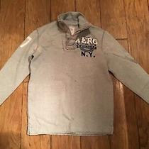 Mens Aeropostale Sweatshirt/shirt Size Xs Photo