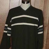 Men's Aeropostale v-Neck Sweater-Size Large Photo