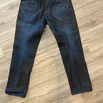 Mens Ag 32 the Graduate Jean Tailored Leg Worn Once Photo