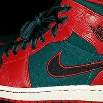 Men's Air Jordan Shoe Photo
