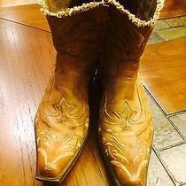 Men's Aldo Western Boots Photo