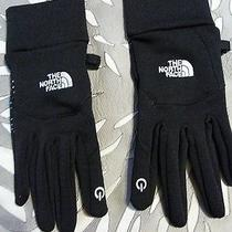 Men's and Women's Unisex the North Face Gloves Black Nike Camping Photo