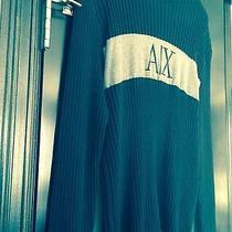 Men's Armani Sweater Like New.   Photo