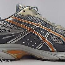 Men's Asics Equation 2 Running Shoes Size Us 14 M (D) Eu 49 Silver Orange Tn821  Photo