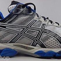 Men's Asics Gel Cumulus 15 Running Shoes Size Us 14 2e Wide Eu 49 White T3c1n  Photo