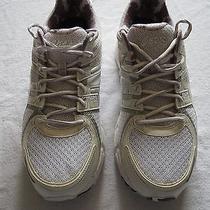 Men's Asics Gel-Kayano 19 Running Shoes Sz 13 White Sneakers T300q - Lk Photo
