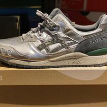 Mens Asics Gel Lyte Iii Og X Sneaker Lah- Size 14- Limited- Grey- Classic Photo