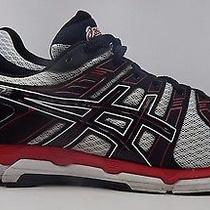 Men's Asics Gel Oracle Running Shoes Size Us 14 M (D) Eu 49 Gray Red Black T341n Photo