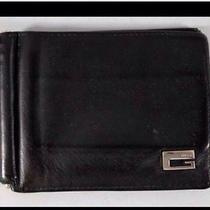 Men's Authentic Gucci Black Leather Wallet Photo