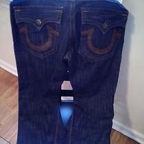 Men's Authentic True Religion Jeans Size 33 . Row Seat 34 Photo