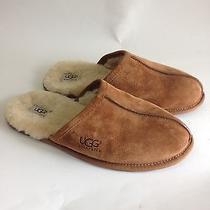 Men's Authentic Ugg Scuff Slipper Chestnut Size 10 Photo