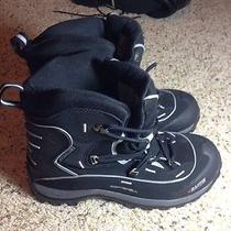 Men's Baffin Softshell Waterproof Snosport Black Boot Size 8. Ked Photo