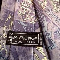 Men's Balenciaga Tie  Photo
