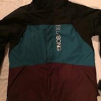 Men's Billabong Bolt 8k Ski/snowboard Winter Jacket/ Size Large/ New Photo
