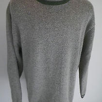 Men's Billabong X-Large  Acrylic Blend  Green Crewneck Sweater Photo