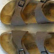 Men's Birkenstocks Photo