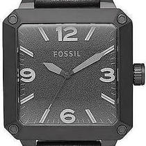 Men's Black Fossil Allen Square Watch Jr1336 Fossil Watch Mens Watches Photo