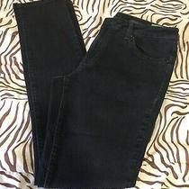 Mens Black Skinny  Jeans Size 31 Photo