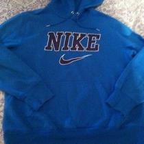 Men's Blue Nike Sweatshirt Photo