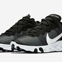 Men's Brand New Nike React Element 55 Athletic Fashion Sneakers Bq6166 003 Photo