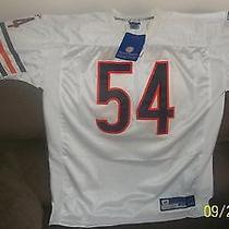 Men's Brian Urlacher Bears Jersey Size 50 Nwt Photo