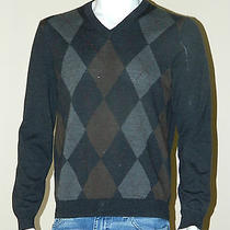 Mens Brooks Brothers Pullover Sweater Size M    C2049 Photo