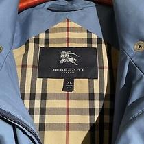 Mens Burberry Hooded Jacket Size Xl in Excellent Condition. 100 % Authentic Bu Photo