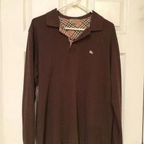 Men's Burberry Top Photo